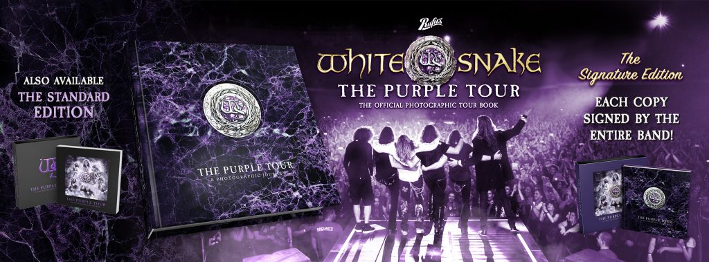 The Purple Tour - A Photographic Journey