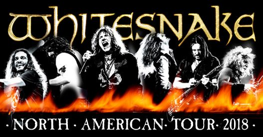 Summer 2018 North America Tour - Whitesnake Official Site