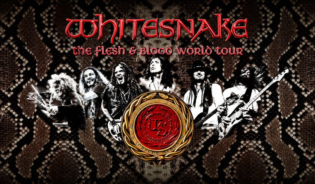 Back With A Vengeance In 2019!!! - Whitesnake Official Site