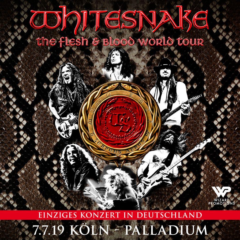 Whitesnake Cologne 2019 - Whitesnake Official Site
