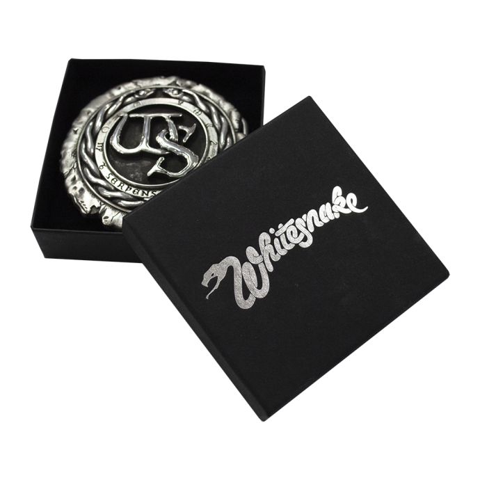 Whitesnake Belt Buckle w/box