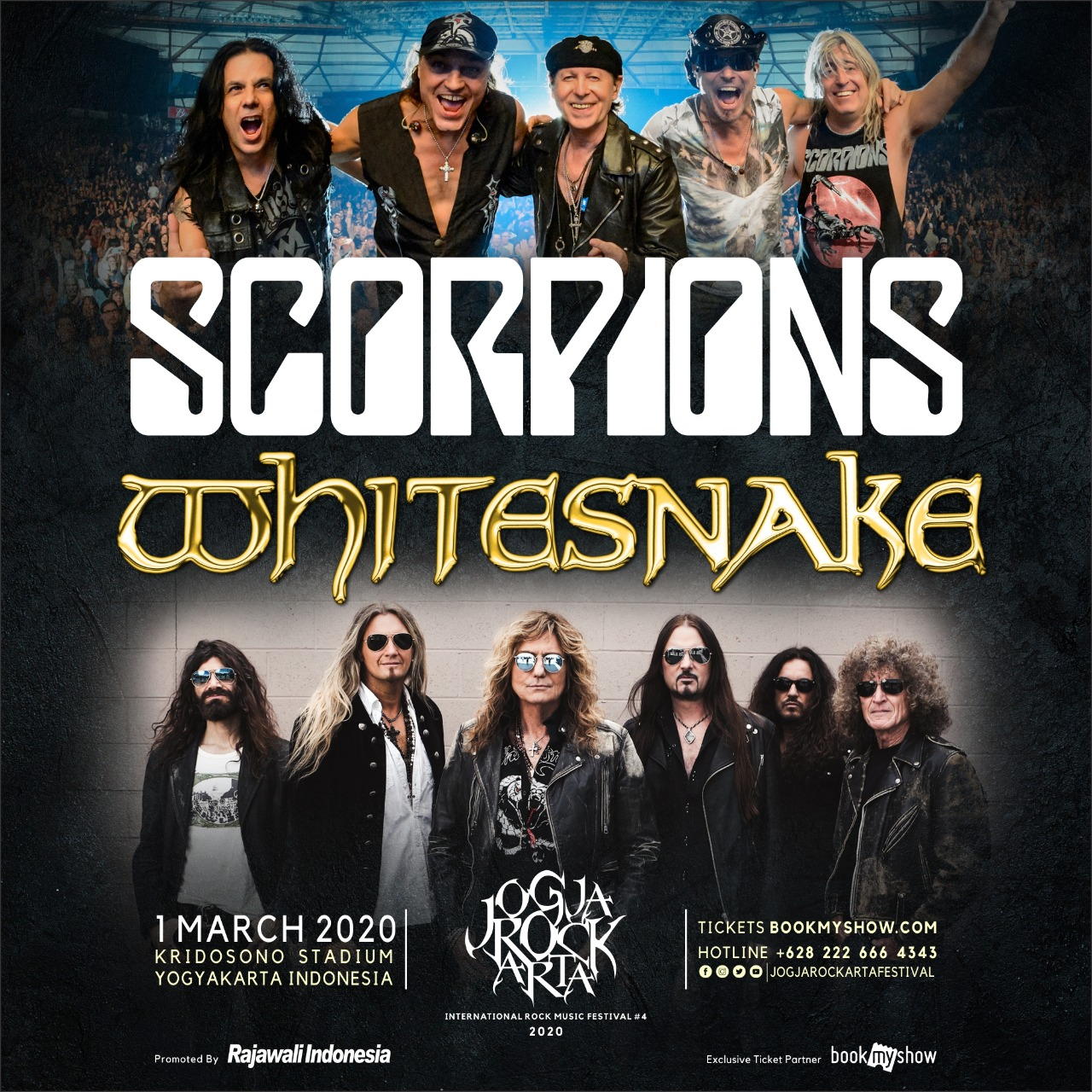 Indonesia Tour Date Added! - Whitesnake Official Site