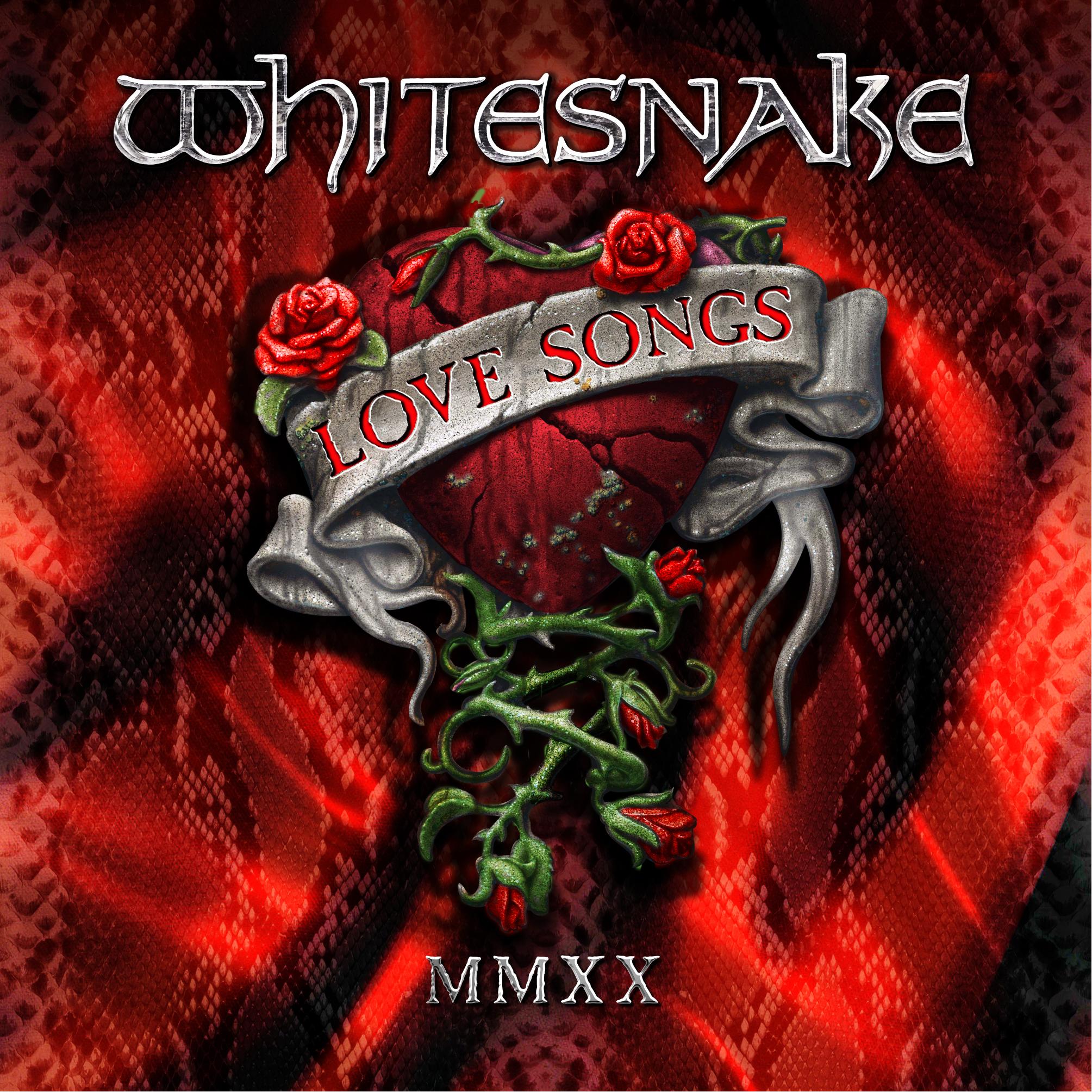 Love Songs Whitesnake Official Site