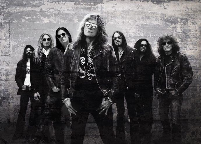 Welcome to Whitesnake Dino Jelusick!!! - Whitesnake Official Site